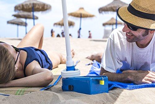 Caja fuerte para la playa: Cajaplaya