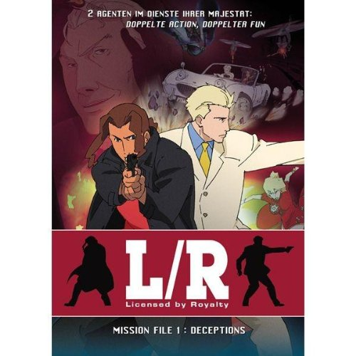Bild von L/R Licensed by Royalty - Mission File 1: Deceptions ( Folge 01-04)