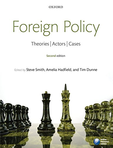Foreign Policy: Theories, Actors, Cases