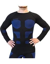 """Herren Funktionsunterwäsche """"Anatomic Functional Wear"""" Thermo Unterhemd Langarm-Shirt"""