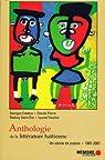 Anthologie de la littérature haïtienne. Un siècle de poésie. 1901-2001 par Rodney Saint-Éloi & Georges Castera & Lyonel Trouillot