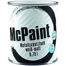 McPaint j122987a Vernis, blanc, 0,750L