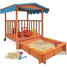 Suchergebnis auf Amazon.de für: sandkasten mit deckel holz