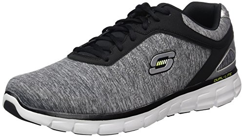 51xqRIC6d8L - Skechers SynergyInstant Reaction, Men's Trainers
