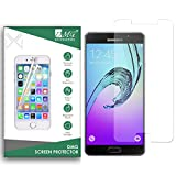 Tempered Glass for Samsung Galaxy A5 2016, DMG Ballistic Curved Glass Screen Protector for Samsung Galaxy A5 – 6