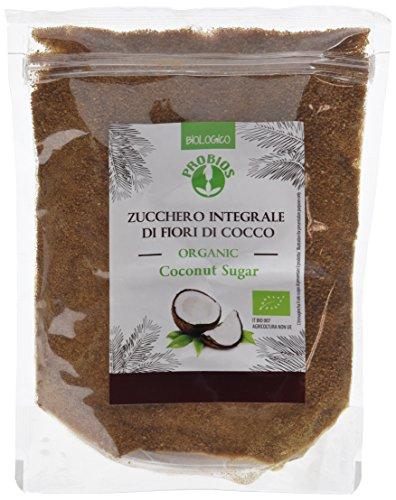Azúcares de coco