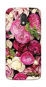 Kaira High Quality Printed Designer Back Case Cover For Motorola Moto E3 Power(14)