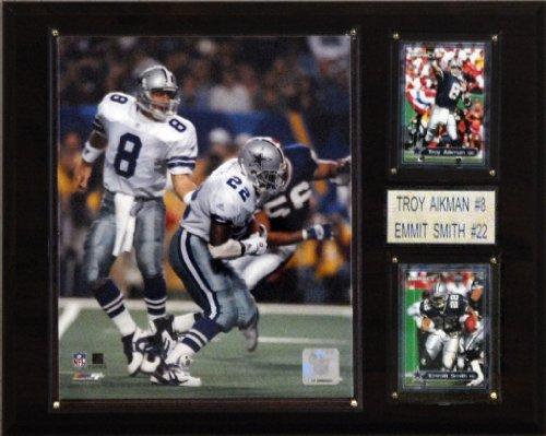 C & I Collectables NFL Aikman-Smith-Irvin Dallas Cowboys Spielerplakette