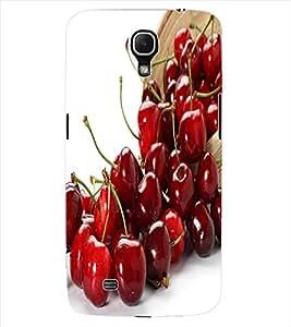 ColourCraft Fruit Cherry Back Case Cover for SAMSUNG GALAXY MEGA 6.3 I9200