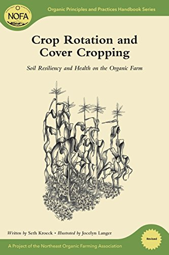 Crop Rotation and Cover Cropping: Soil Resiliency and Health on the Organic Farm (Organic Principles and Practices Handbook)