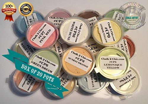 p20-paleta-caja-de-20-botes-de-30-ml-pinturas-base-de-tiza-de-colores-20-x-30-ml-pintura-de-tiza-par