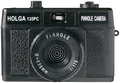 Cámara Holga 168120 135PC (pinhole) 35mm