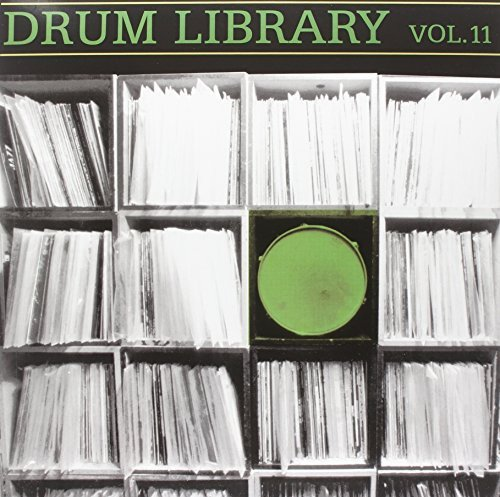 Drum Library Vol.11 [Vinyl LP]