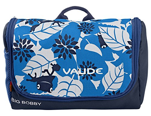 Vaude Kinder Bobby Kulturtasche, Radiate Blue, 12 x 17 x 6 cm