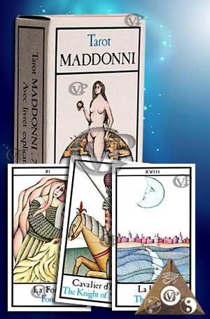 Tarot Maddonni