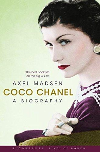 Coco Chanel: A Biography (Bloomsbury Lives of Women) por Axel Madsen