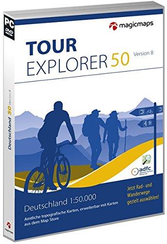 Tour Explorer 50 - Deutschland 8.0 -