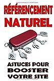 Telecharger Livres Referencement naturel Boostez votre site (PDF,EPUB,MOBI) gratuits en Francaise
