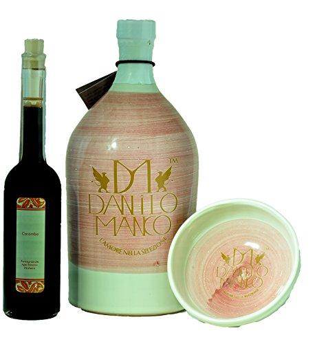 Balsamique - Granade 100ml et 500 ml huile d'olive extra vierge Italien