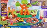 Fisher Price Little People A to Z Learning Zoo Playset by Fisher-Price