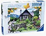 Ravensburger Country Cottage Collection No.4 - The Lakeland Cottage, 1000pc Jigsaw Puzzle