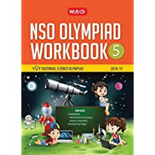 National Science Olympiad  Workbook (NSO) - Class 5