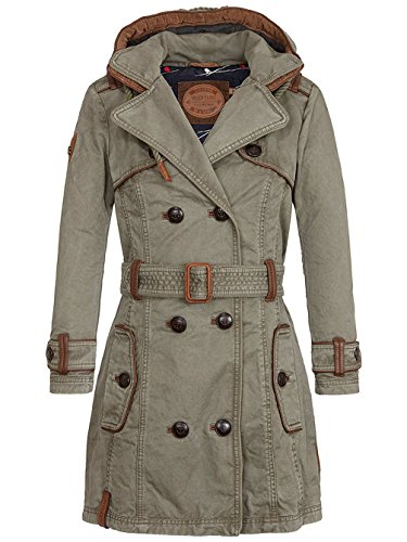 Damen Jacke Naketano One For All Jacke (Jacke Leder Mantel Mäntel Trench)