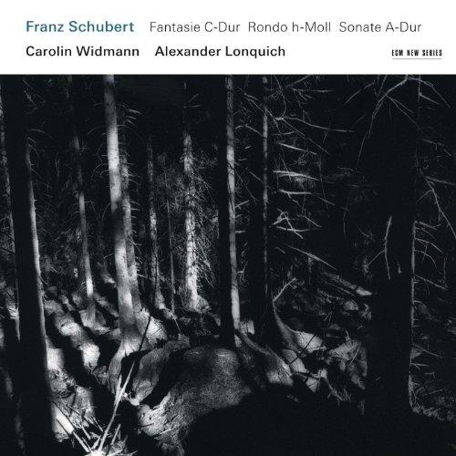 Franz Schubert: Fantasie C-Dur / Rondo h-Moll / Sonate A-Dur