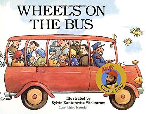 The Wheels On The Bus (Raffi Songs to Read (Board Books))