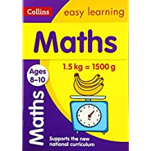Maths Ages 8-10 (Collins Easy Learning)
