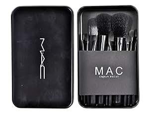 mac makeup brush set 12