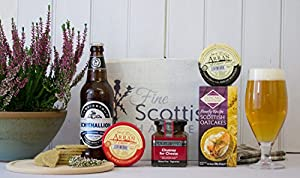 Cheese Gift Hamper from Fine Scottish Hampers