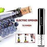 MUMENG Elektrische Flaschenöffner, cool-Shop Electric Wine Flasche Opener Schraube rot Wein cutting machine mit Folie Cutte Wine Ring