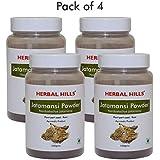Herbal Hills Jatamansi Powder - 100 Gms Powder (Pack Of 4) - Natural Spikenard Powder