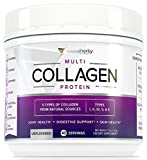 Best Hydrolyzed Collagens - Pure Multi Collagen Protein Powder: 40 srv Hydrolyzed Review