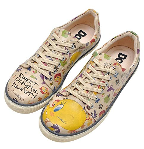 DOGO Sneaker - Sweet Playful Tweety 36