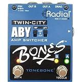 Radial Engeneering Tonebone Twin City ABY Switcher
