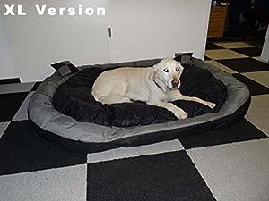 Big Tier Sofa – également lit pour chien XXL – panier pour chien douillet et lavable Big Tier Sofa
