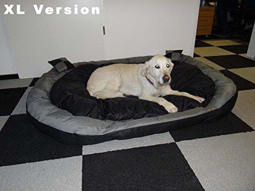 Big tier sofa galement lit pour chien xxl panier pour chien douillet et lavable big tier sofa - Lit pour chien xxl ...