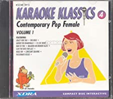 Karaoke Klassics 4 Comtemporary Pop Female - Philips CDI - PAL