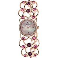 Titan Raga Analog Mother of Pearl Dial Women's Watch - 95006WM01J