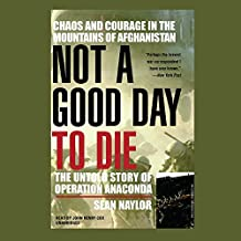 NOT A GOOD DAY TO DIE      15D