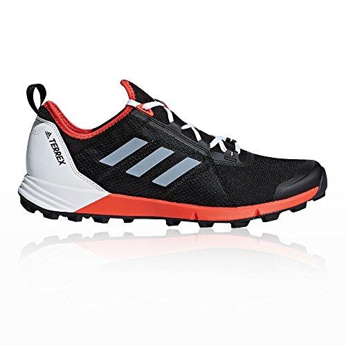 adidas Herren Terrex Agravic Speed Traillaufschuhe Schwarz (Cblack/Ftwwht/Hirere Cblack/Ftwwht/Hirere)