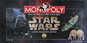 MONOPOLY Star Wars limited collector's edition / Monopoly Star Wars Limited Collector's Edition (Japan import / The package and the manual are written in Japanese)