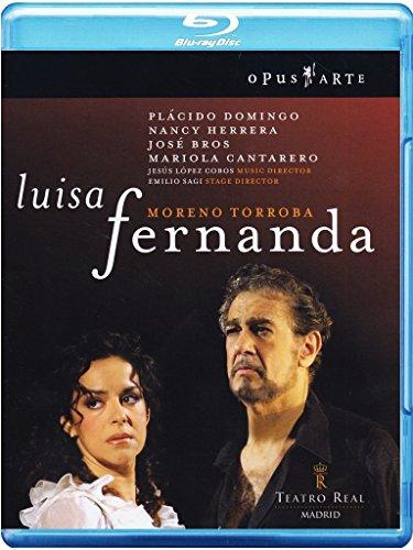 Luisa Fernanda [Blu-ray] [Import italien]