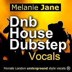 El paquete incluye 223 muestras vocales underground de Londres de una de las mejores raperos femeninas de Brixton South London, Melanie Jane. Estos ganchos vocales están todos grabados...  DVD non BOX