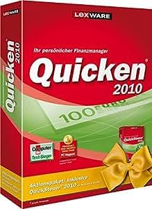 Quicken 2010 (Version 17.00)