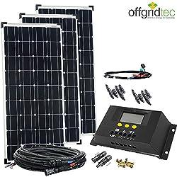 300 Watt Solaranlage * / Bild: Amazon.de