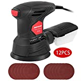 Best Orbital Sanders - Orbital Sander, Meterk 6 Variable Speed 300W 12000 Review