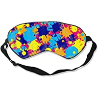 Eyes Mask Promotion Flower Printing Sleep Mask Contoured Eye Masks for Sleeping,Shift Work,Naps preisvergleich bei billige-tabletten.eu